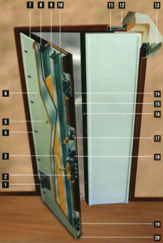 Porte blindate genova - Coibentare una parete interna ...